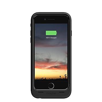 Mophie Juice Pack Air - Carcasa para Apple iPhone 6/6s (con batería de 2750 mAh), Color Negro