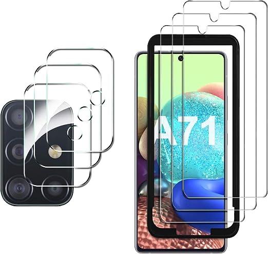 Gesma Schutzfolie Kompatibel Mit Samsung Galaxy A71 3 Elektronik