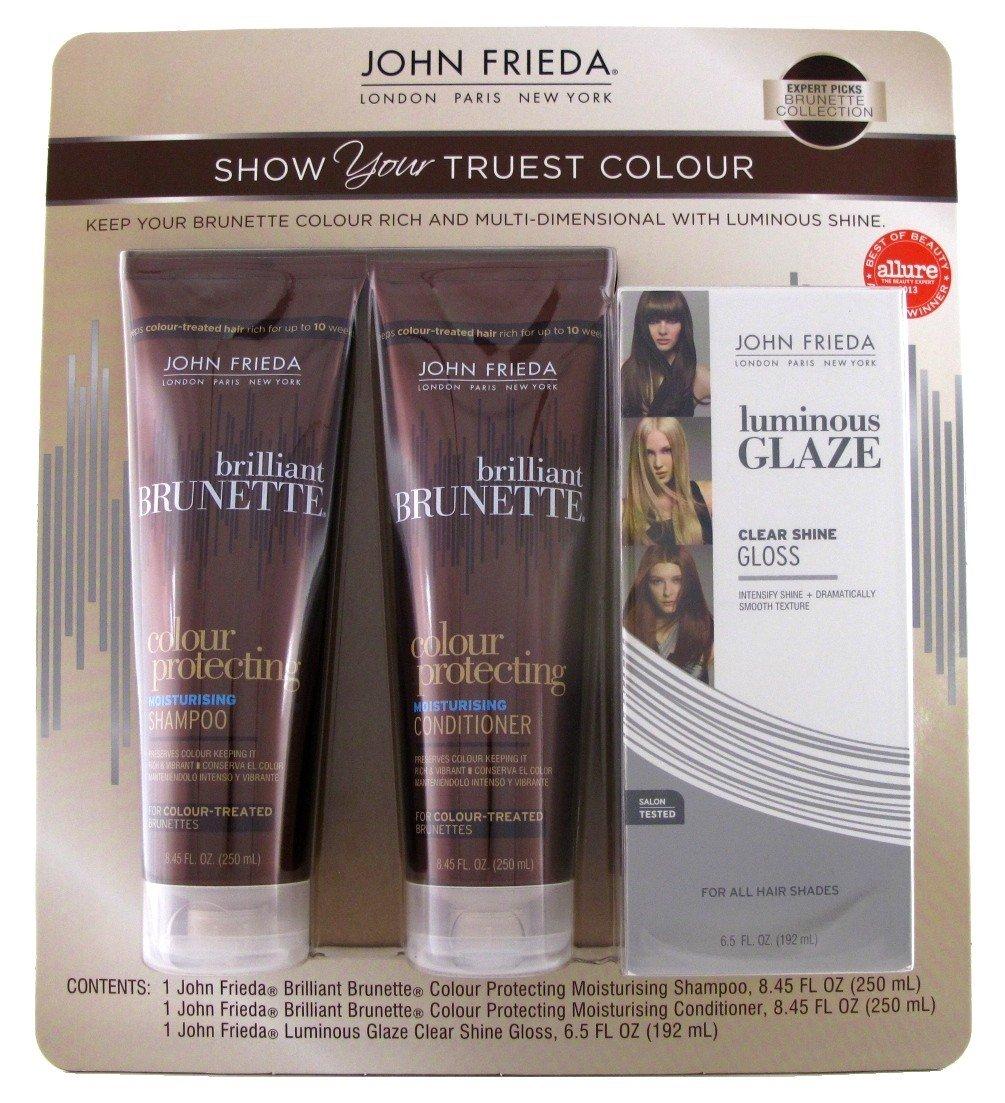 Brilliant Brunette Shampoo And Conditioner - Ny Porno-3085