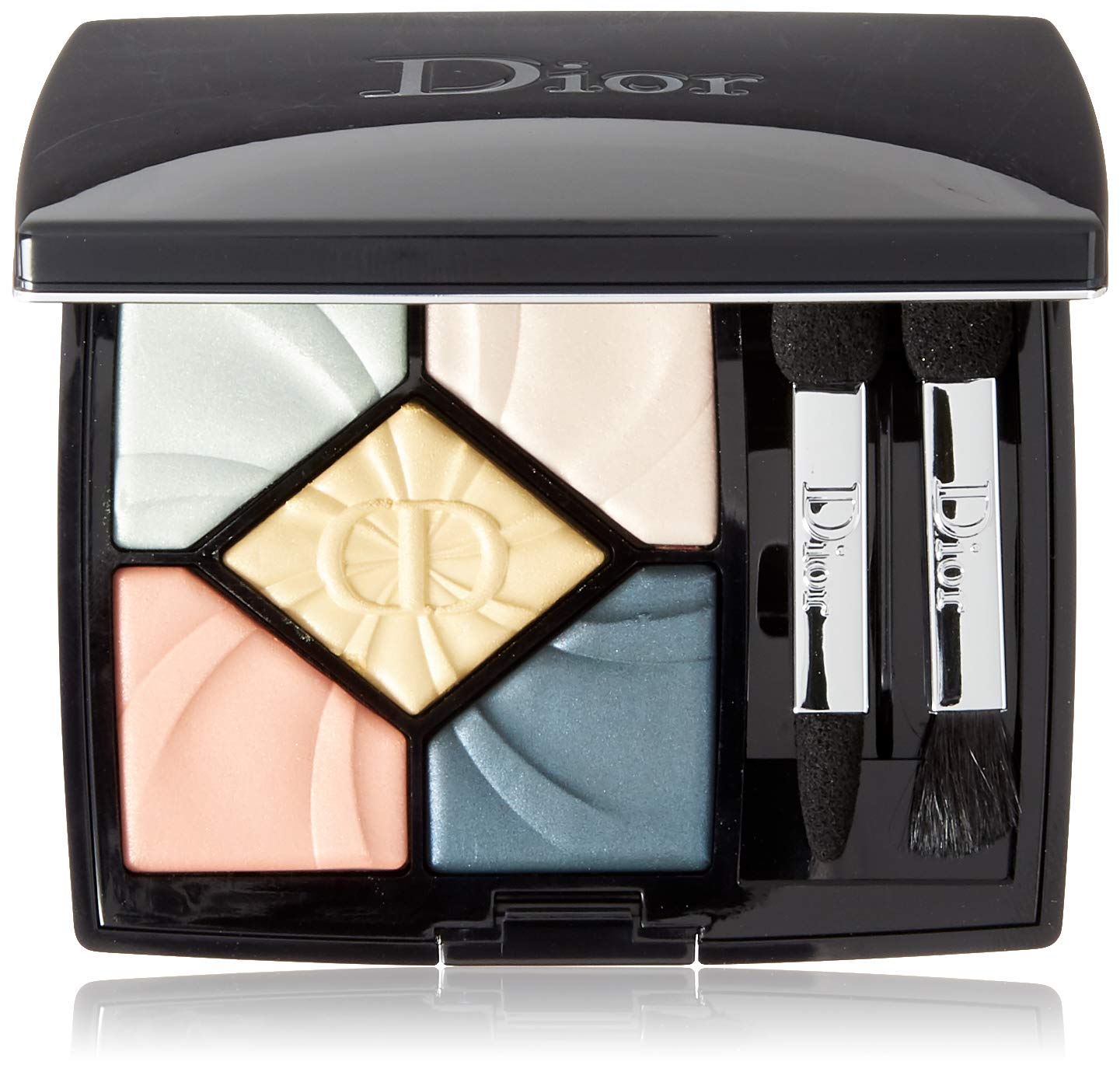 Christian Dior 5 Couleurs Lolli'Glow Eyeshadow Pallette, Mellow Shade 447, 0.10 Ounce by Dior
