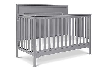 0a3193cc305 Carter's by DaVinci Dakota 4-in-1 Convertible Crib, Grey