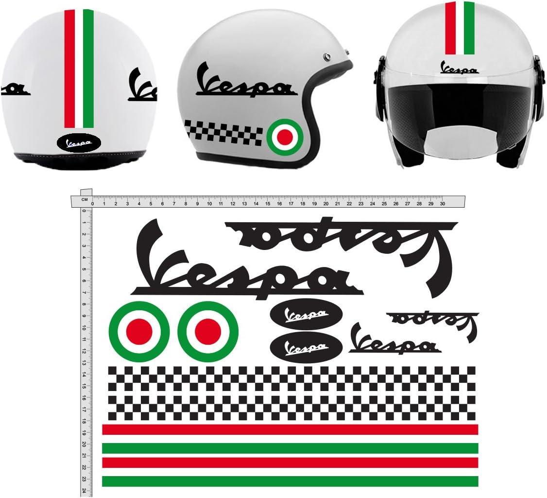 Moto Bicycle Wheel Adesivi Serbatoio carburante Sticker rotella Casco MOTO impermeabile riflettente for BMW S1000XR s1000xr Mei corsa Color : Black