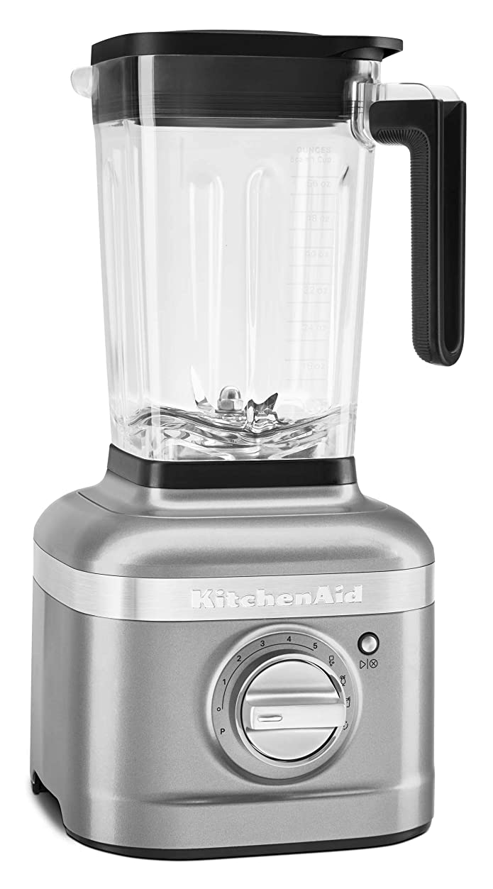 KitchenAid K400 Blender Silver