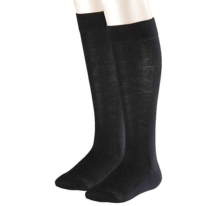 FALKE - Calcetines hasta la rodilla - Básico - para niño azul 58844-dark marine