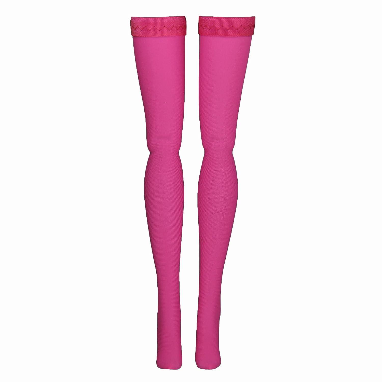 Jamie Show Popovy Princess Diana Bright Pink Doll Stockings for 15-16 Fashion Dolls Sybarite Vita Poppy Parker Tyler Gene Fashion Royalty Ellowyne