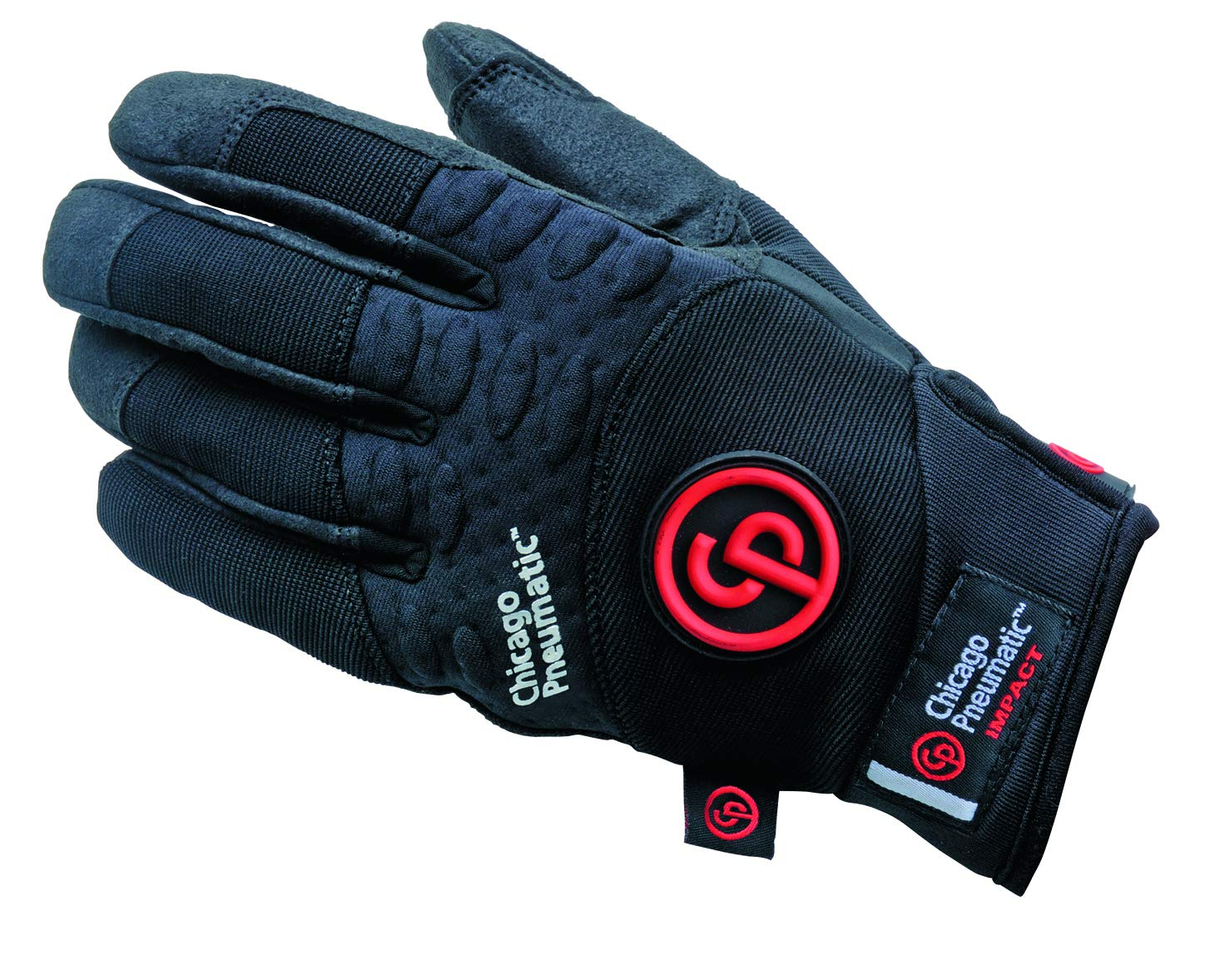 Chicago Pneumatic CP300L Impact Gloves, Large