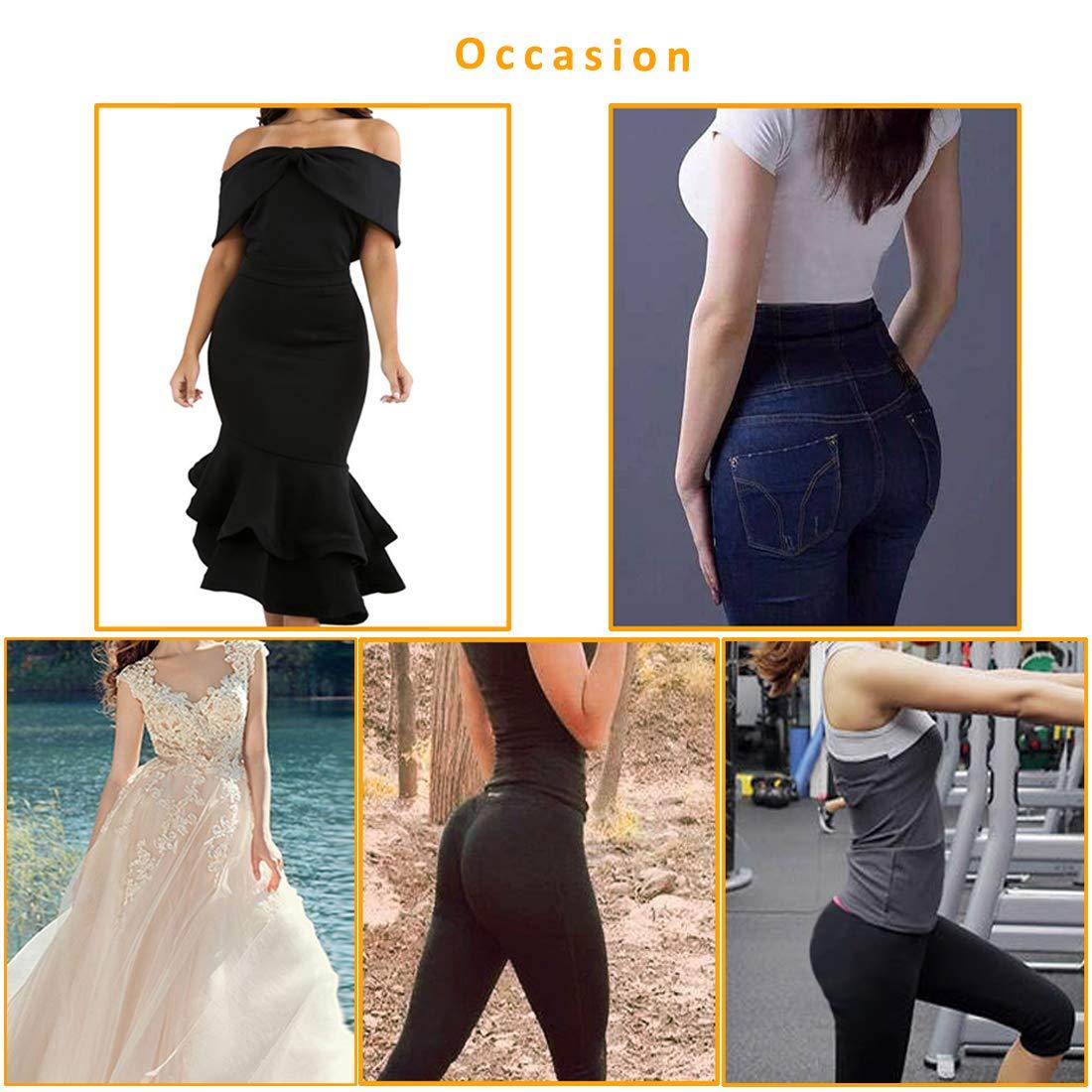 WOWENY High Waist Shaper Donna Contenitiva a Vita Alta Mutande Seamless Tummy Belly Control Slimming Shapewear Corset Panties Girdle Underwear