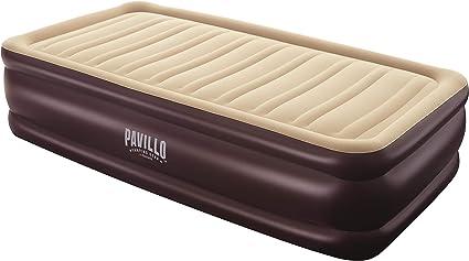 Amazon.com: Bestway Pavillo - Colchón hinchable para cama de ...