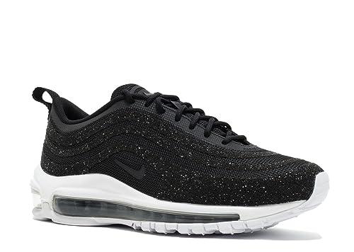 BestVIPR Air Max 97 LX Swarovski Crystals Black White Zapatillas Deportivas Para Mujer: Amazon.es: Zapatos y complementos