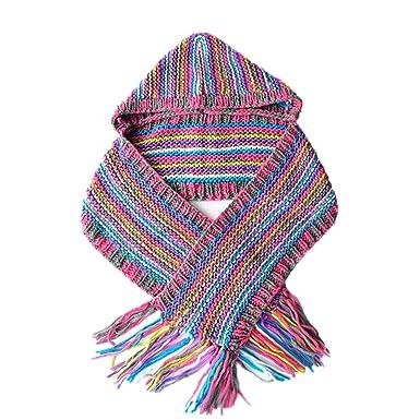 484adab8ab35 COIN - Ensemble bonnet, écharpe et gants - Femme - Rouge - Taille unique