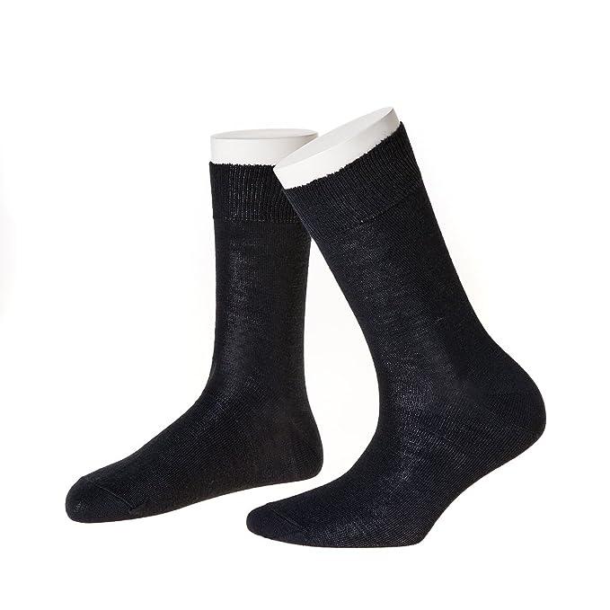NORDPOL-Strümpfe - Calcetines - para mujer azul marine