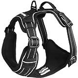 Mixmart Dog Harness Pettorina Cane Imbracatura Riflettente Tre Taglie Dimensioni Regolabili(Taglia L)
