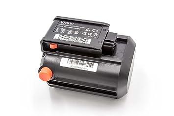 Vhbw li ion akku 1500mah für elektro garten: amazon.de: elektronik