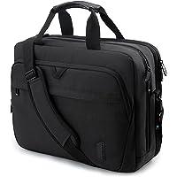17.3 Inch Laptop Bag,BAGSMART Large Expandable Briefcase Business Travel Bag Computer Office Bag Shoulder Bag for Men…