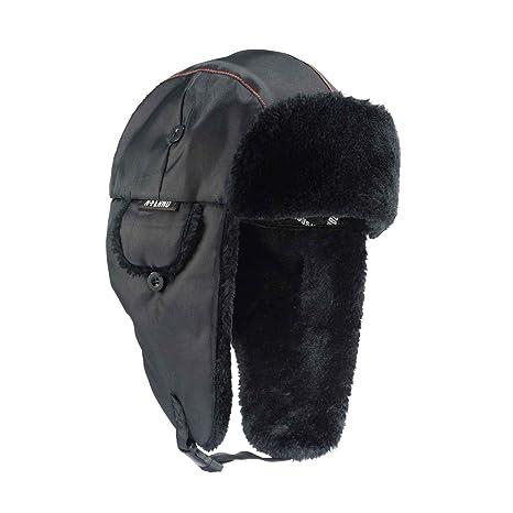 942c6c21b4e Amazon.com  Ergodyne N-Ferno 6802 Thermal Winter Trapper Hat