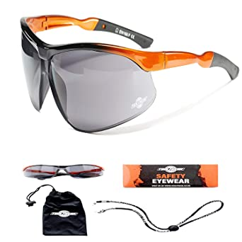 Gafas de Seguridad ToolFreak Agent con Protección UVA para Hombres ...