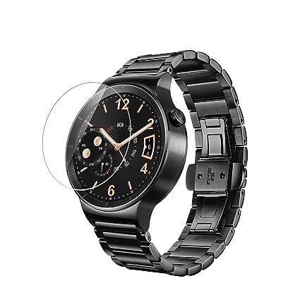 Huawei Watch Cristal Templado VIFLYKOO 2-pack 9H 2.5D 0.26m Shatterproof Protector de Pantalla de Vidrio Templado HD Flim Tempered Glass Screen ...