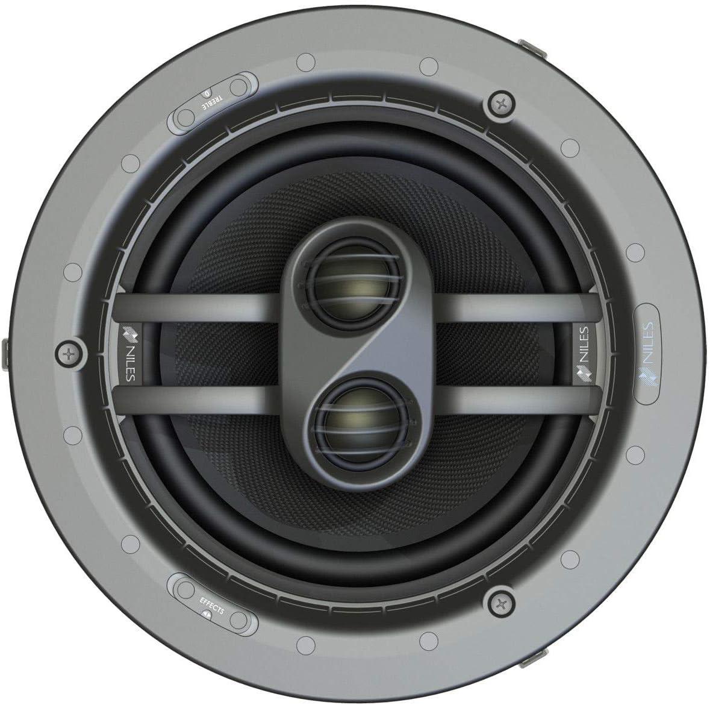 Niles Surround Effect Home Speaker Set of 2 Black (CM7FX)