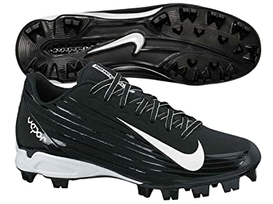 NIKE Men\u0027s Vapor Strike 2 Baseball Cleat Black/White Size 8 ...