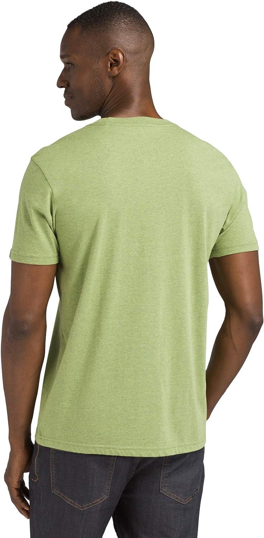Mens Journeyman T-Shirt prAna Bear Squeeze