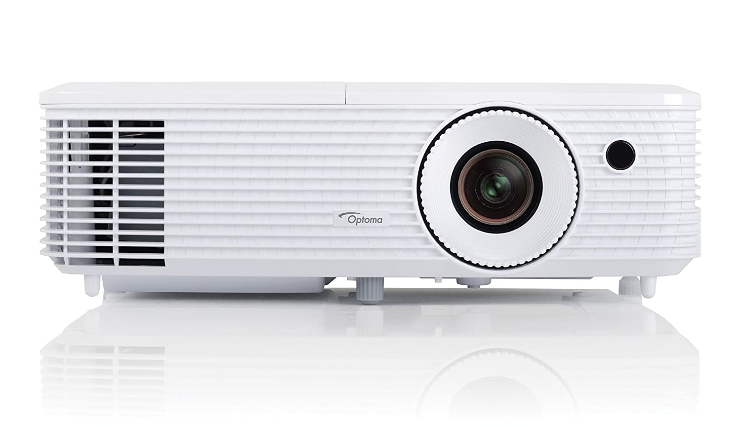 Optoma HD Proyector lumens FHD W HDMI color blanco
