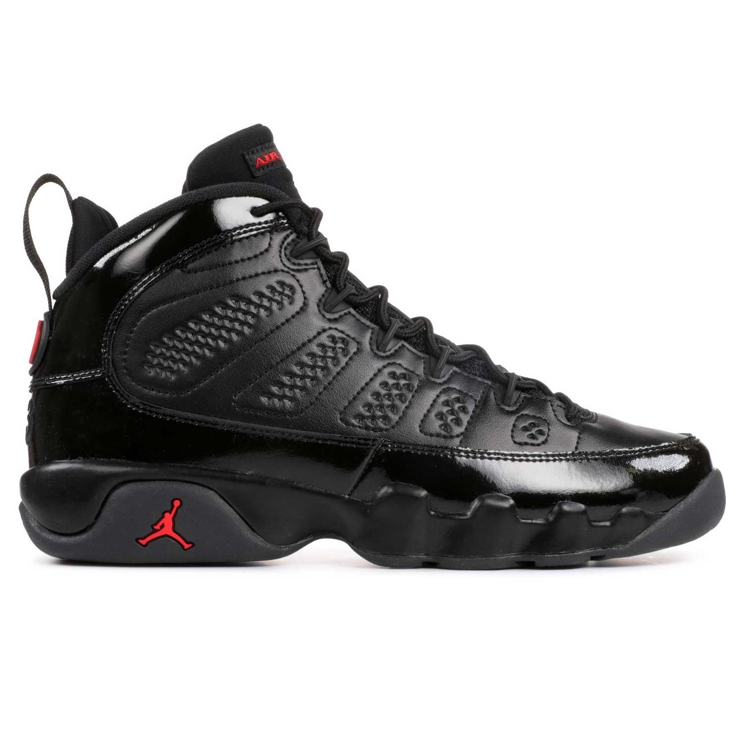 cheap for discount e3bab 0f98d Amazon.com   Air Jordan 9 Retro BG - 302359 014   Sneakers