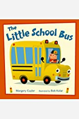The Little School Bus (Little Vehicles Book 2) Kindle Edition
