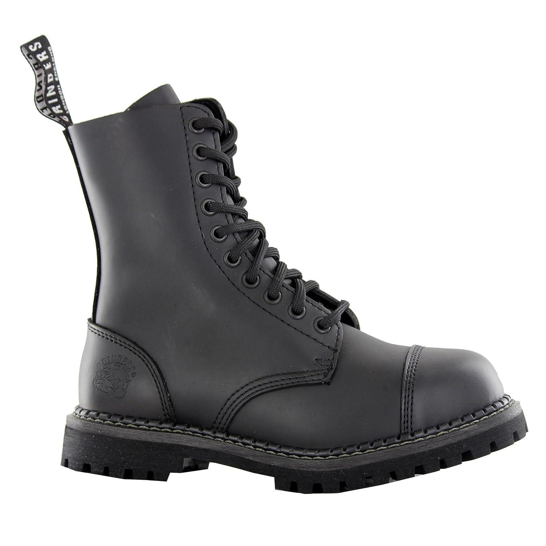 Grinder Stag CS Derby Boot Black Mens Boots39 EU Negro