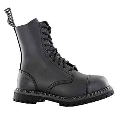 steel toe cap boots
