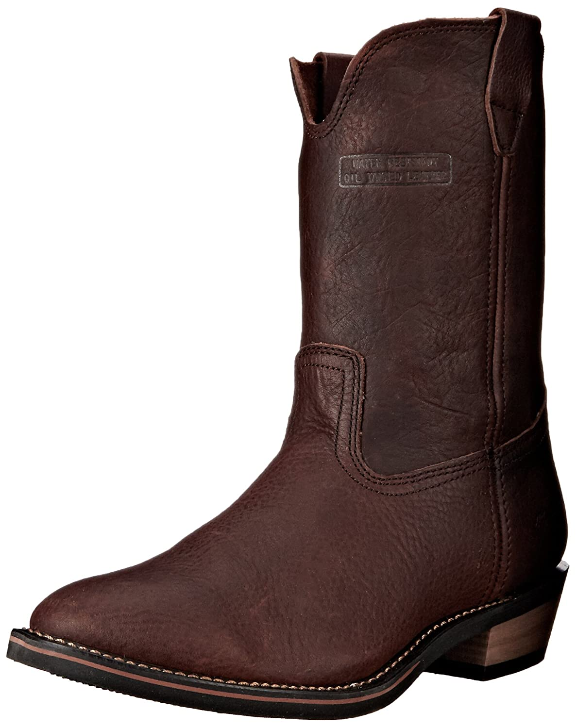 Adtec Men's 12 inch Ranch Wellington Boot B003RQ3I62 11.5 D(M) US|Reddish