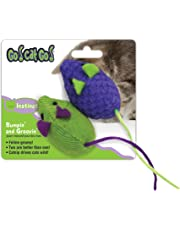 Our Pets Bumpin' and Groovin' Catnip-Scented Cat Toy 2pc