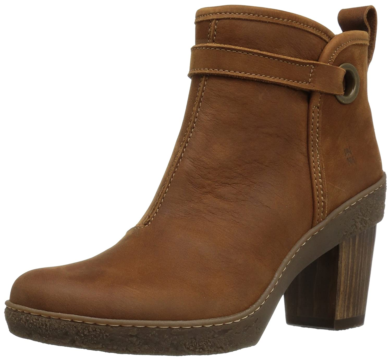 El Naturalista Women's Nf71 Lichen Ankle Bootie B01BHL6K4A 41 M EU / 10 B(M) US|Wood
