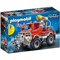 PLAYMOBIL City Action Todoterreno con Efectos de Luz