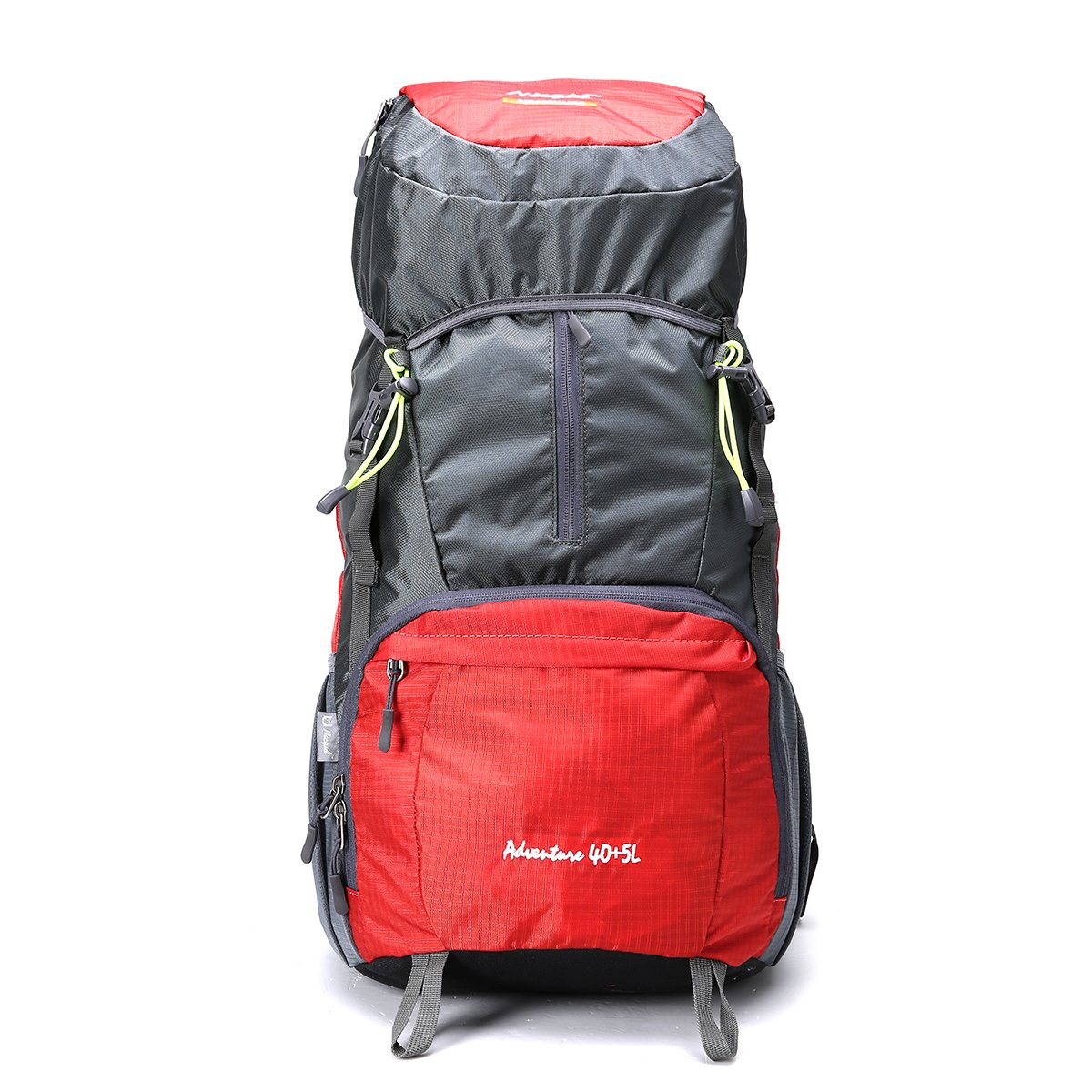 50L Lightweight Hiking Backpack Foldable Multi-Functional Travel Bag Water Resistant Casual Camping Rucksack for Men Women Outdoor Sport Mountain 96055003