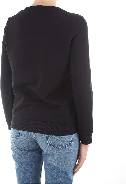 Versace Jeans B6HUB79930296899 Sweatshirt Femmes Noir