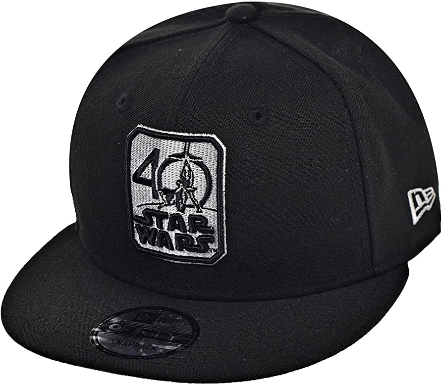 Gorra 9FIFTY 40 aniversario Star Wars de New Era - Negro ...