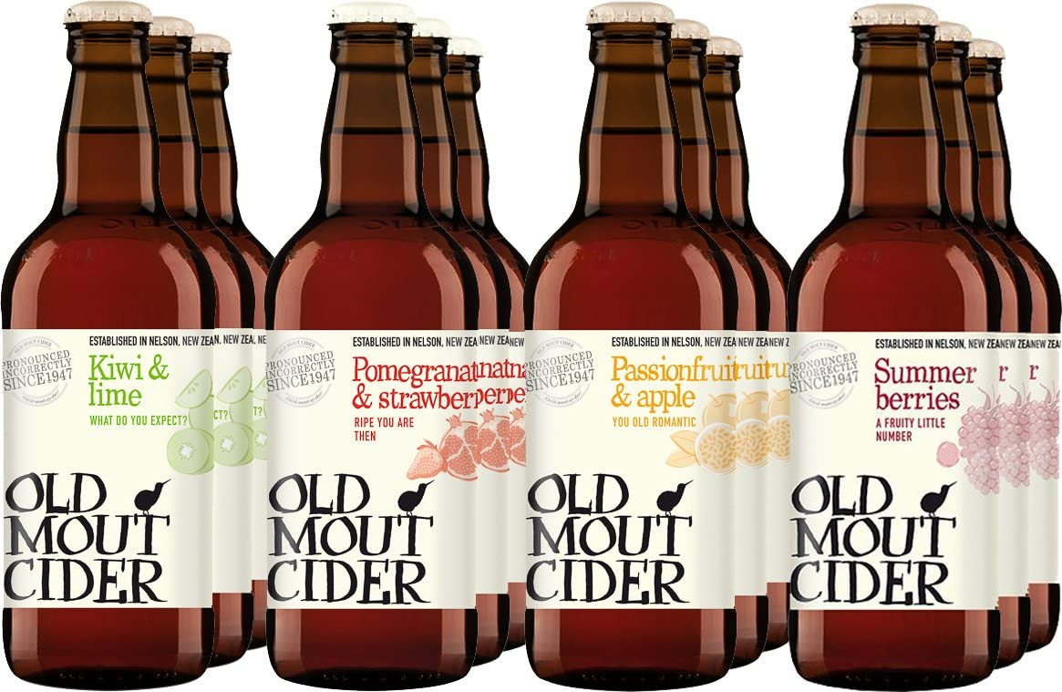 Old Mout Mixed Cider Case – 12 X 500ml