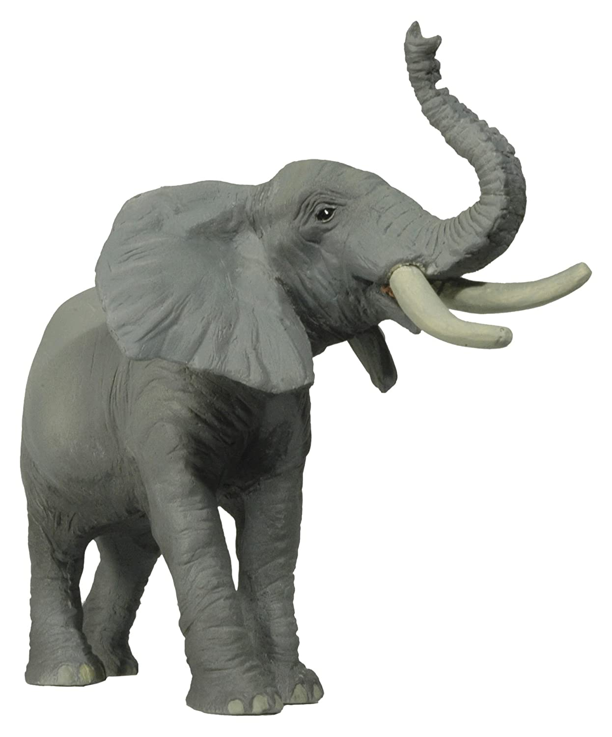 Papo Trumpeting Elephant Toy Figure Hotaling 50041