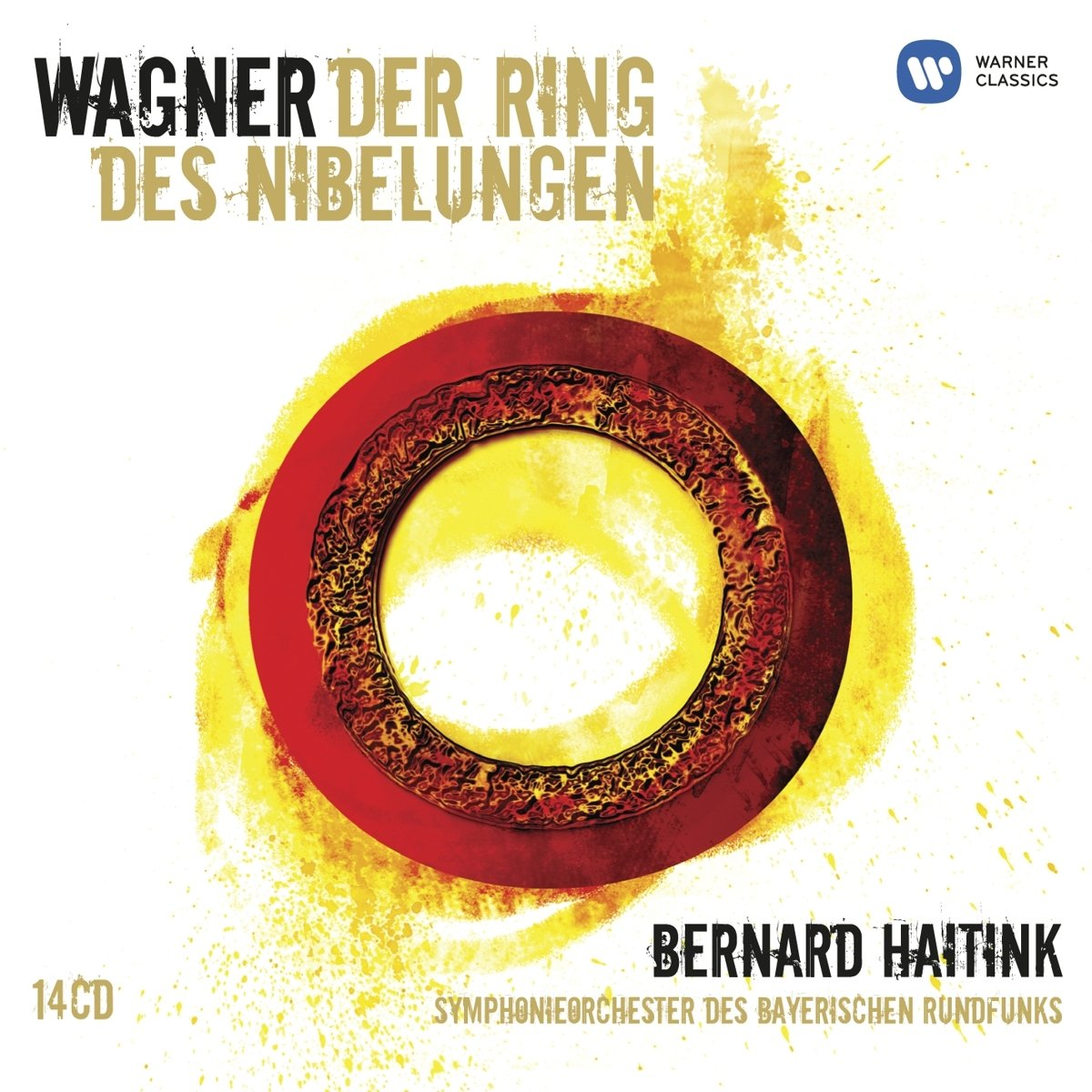 Richard Wagner, Bernard Haitink, Bavarian Radio Symphony Orchestra - Wagner:  Der Ring des Nibelungen - Amazon.com Music