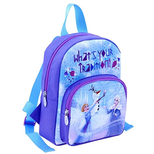 Disney Frozen 10 quot  Toddler Backpack - Featuring Anna