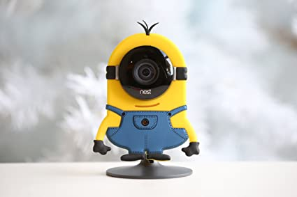 Minion Camera Case : Amazon.com : hide your cam nest cam decor camouflage cover skin case