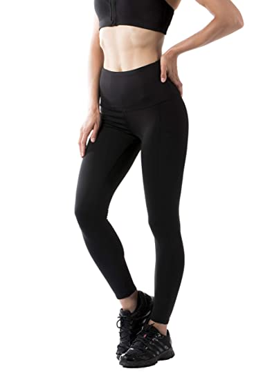 ebaa950b549f1 Amazon.com: CoEdyNo Workout Leggings, Athletic Extra Long Yoga Pants Tummy  Control for Woman: Clothing