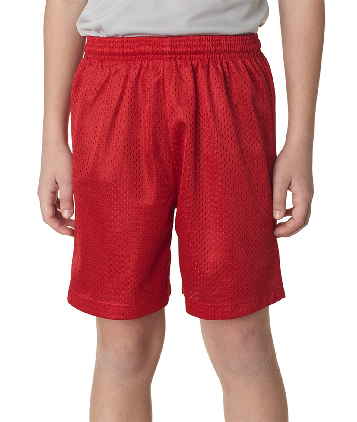A4 Youth 10' Ultra Tight Knit Reversible Interlock Short NB5301