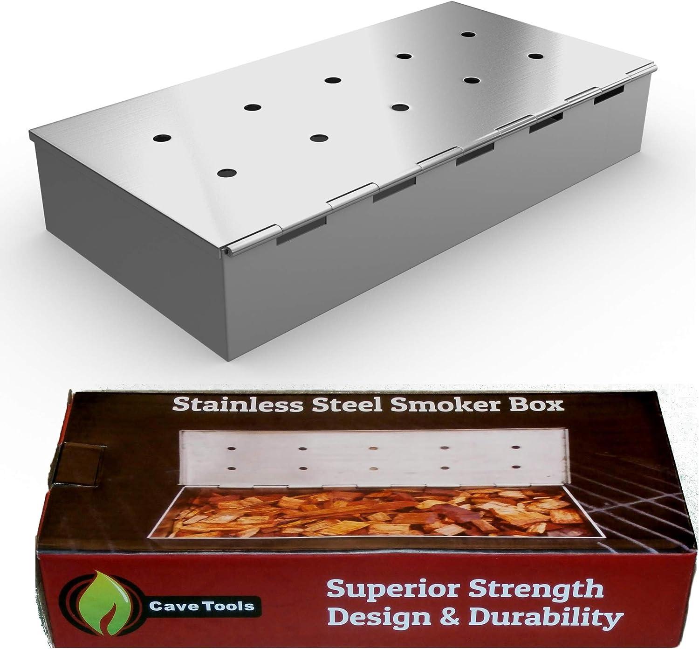 SMOKERTOOLS Gran Bandeja de Ceniza Aprox 14 cm de di/ámetro Metal//Cromo//Negro
