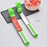 Smart Watermelon Windmill Slicer Creative Stainless