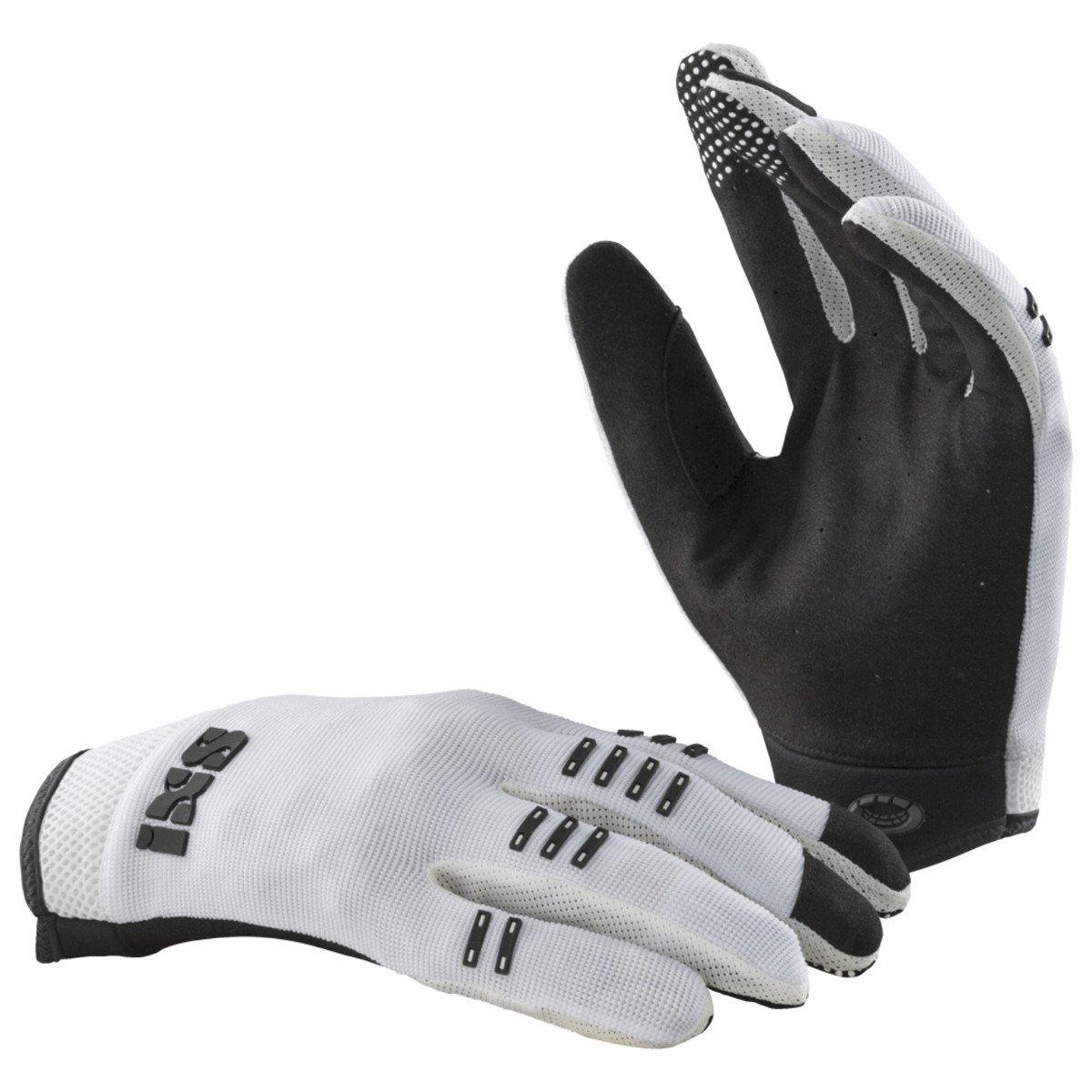 IXS Downhill-Handschuhe BC-X3.1 Weiß Gr. S