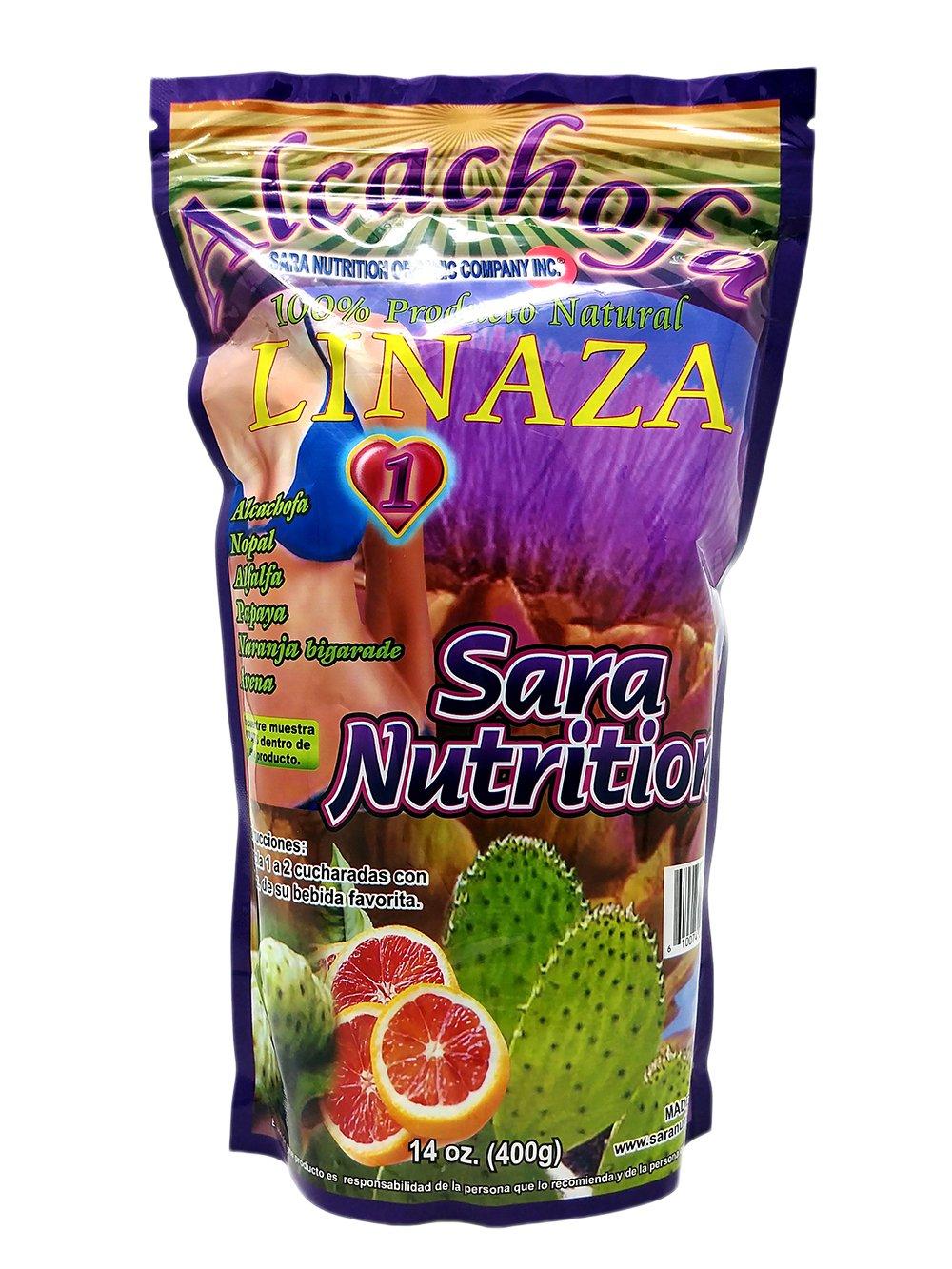 Alcachofa Linaza / Artichoke Flax Seed Powder - 100% Natural Product
