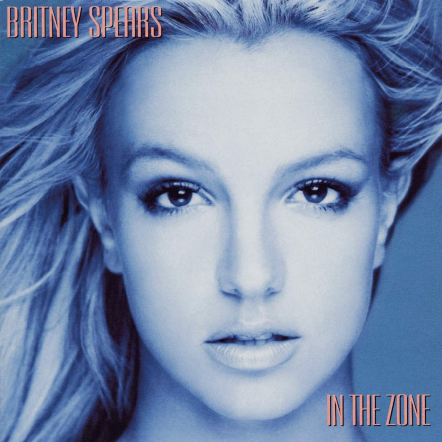 Image result for Britney Spears In the zone album cover