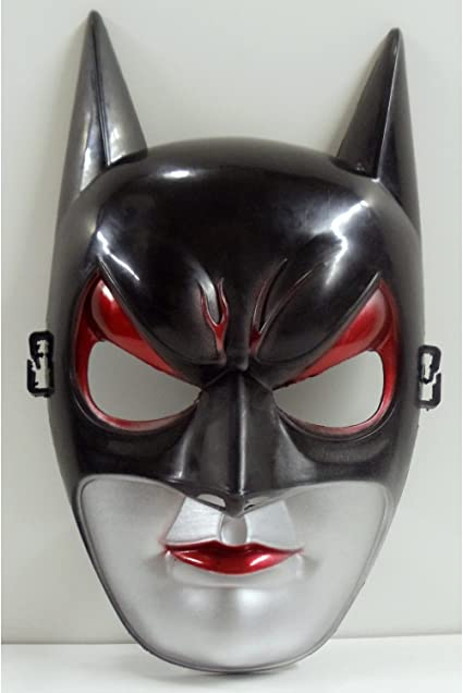 Catwoman Girls Childs Kids Batman Dark Knights Fancy Dress Costume and Mask
