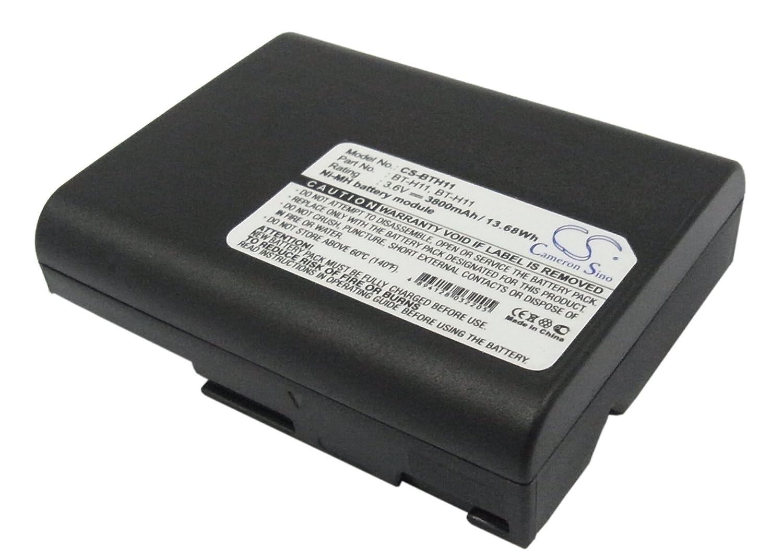 3800mAh シャープ VL-8888、VL-E34H用交換バッテリー B017PDEN3Y